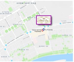 salon-vencanica-ellena-lux-mapa