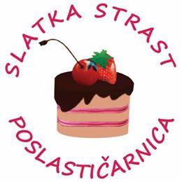 poslastičarnica slatka strast logo