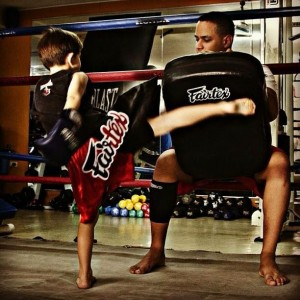 topic team kick box club 2