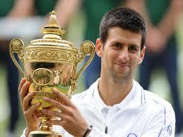 djokovic wimbledon champion